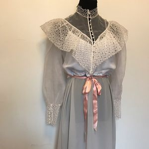 Vintage Dresses - Gorgeous vintage 80's dress