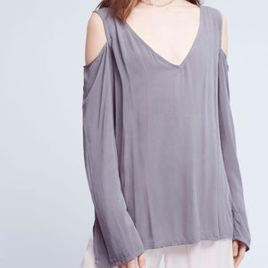 Anthropologie Tops - Anthropologie Cloth & Kin blouse S