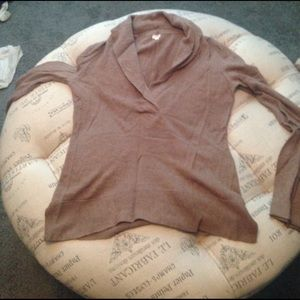 J. Crew Sweaters - J.Crew brown sweater size small