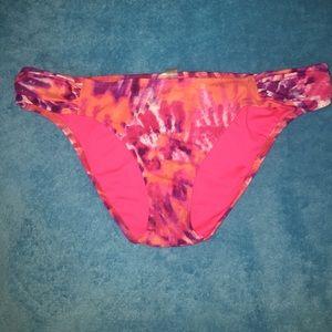Victoria's Secret Tie-Dye bikini bottom