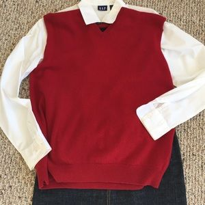 Club Room Sweaters - 100% Cashmere Vest