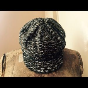 August Hats Accessories - Newsboy style hat