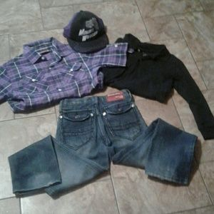 Other - Boys outfit. size 8