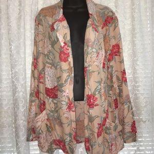 MINKPINK Jackets & Blazers - Gorgeous Floral Blazer