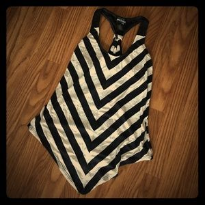 Wet Seal Striped Tank