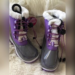 Other - Purple Boots