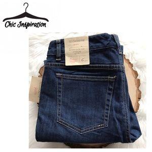 Liz Claiborne Modern Straight Jeans