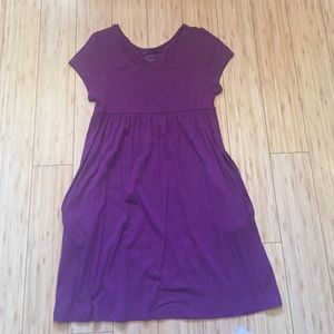 Sonoma Dresses & Skirts - Purple Sonoma Short Sleeve Dress