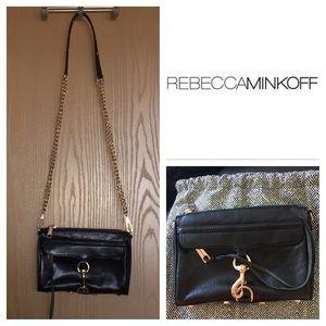 Rebecca Minkoff Handbags - Rebecca minkoff mini Mac rose gold