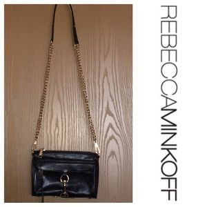 Rebecca Minkoff Handbags - SALE Rebecca minkoff mini Mac rose gold