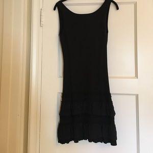 Karen Millen sleeveless knit dress