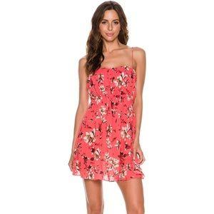 Free People Jolene Mini Slip Dress