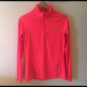 Half zip pullover
