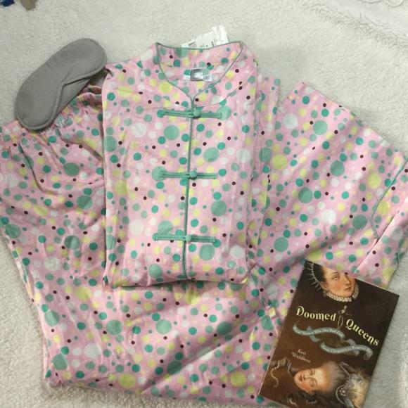 Cabernet Intimates Sleepwear Asian Inspired Pajamas Poshmark
