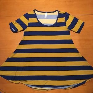 LuLaRoe Tops - Lularoe Striped perfect T