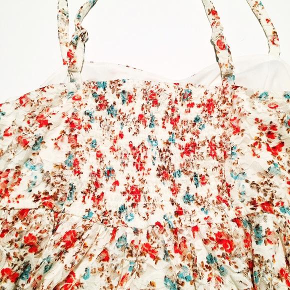 torrid Dresses - Floral Lace Sundress