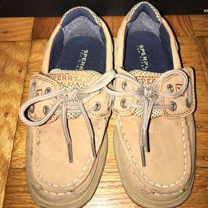 Sperry Top-Sider Other - Like New Kids Sperry Top Sliders Oxfords
