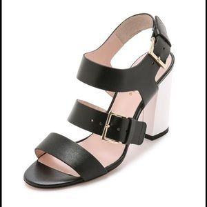 New Kate Spade Ibarra heel sandals