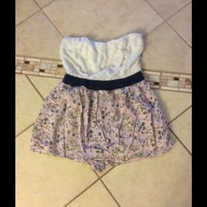 Pins & Needles Dresses & Skirts - 💥4/$20 🦋Sleeveless Romper🦋
