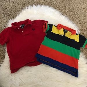 Chaps Other - {CHAPS} Set of 2 Polos