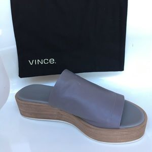 New Vince Saskia slides