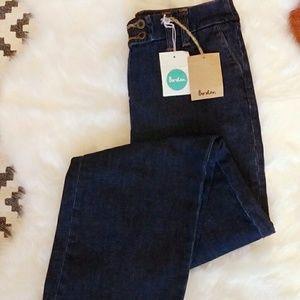 Boden Denim - Boden jeans dark wash