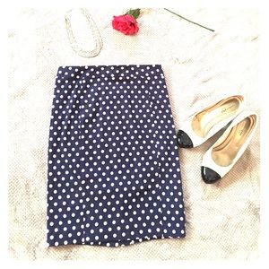 Pixley Dresses & Skirts - Polka Dot Pencil Skirt