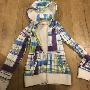 aperture Jackets & Blazers - Snow fleece zip-up
