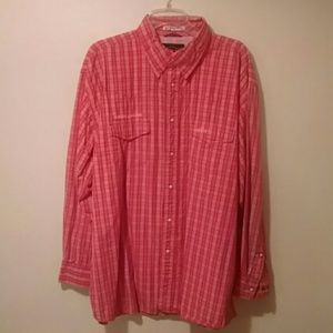 Orvis Other - Red Orvis fishing shirt
