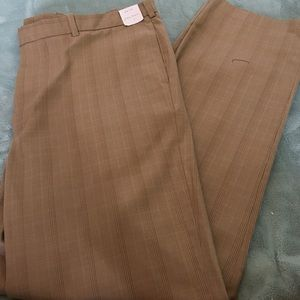 John W. Nordstrom Other - Nordstrom tan dress pant
