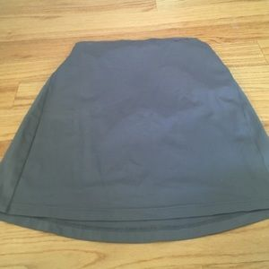Workout skirt/skort