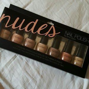 NEW nudes nail polish set by jena taylor