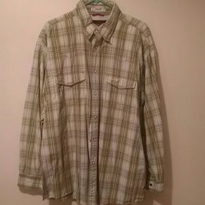 Orvis Other - Green Orvis fishing shirt