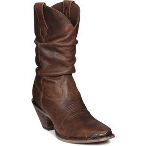"""Durango Shoes - Durango Women's 10"""" Western Work Boots Size 7.5"""