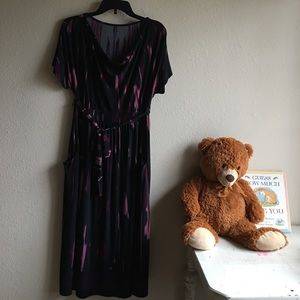 Liz Lange Dresses & Skirts - Liz Lange Maternity Dress size L