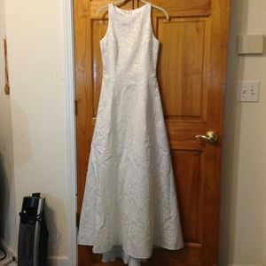 Jessica McClintock Bridal Brocard Dress Size 6