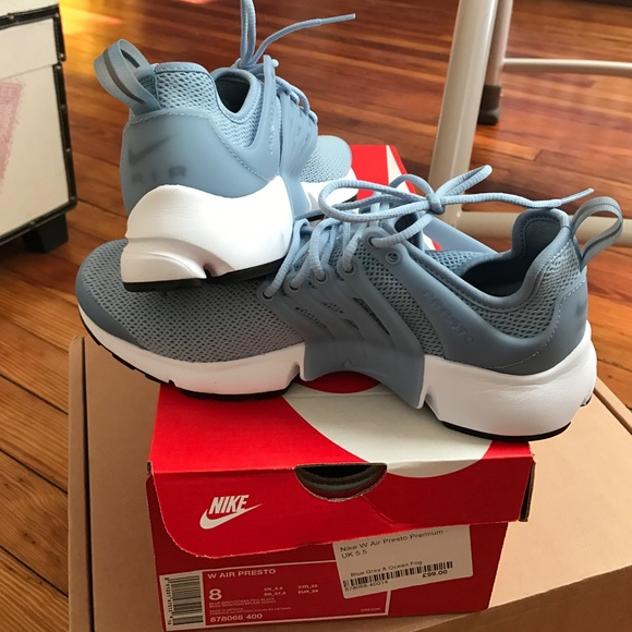 ab3e8e2469d6 Blue grey   ocean fog Nike Air Presto