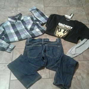 Other - Boys outfit. size 10/12