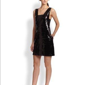 Sachin + Babi Dresses & Skirts - Sachin and Babi size 8 sequin cut out dress