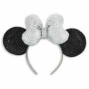 Minnie Mouse Ears Disneyland 60th