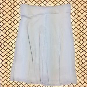 Hard Tail Dresses & Skirts - Hard Tail Baby blue Knit skirt 🌸