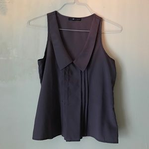 Love Squared Tops - Collared Blouse