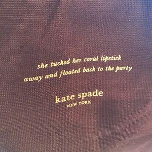 kate spade Bags - Black Kate Spade handbag purse w/dust bag
