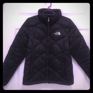 Women's north face 550 black jacket