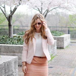 LOFT Jackets & Blazers - Blush Blazer from LOFT