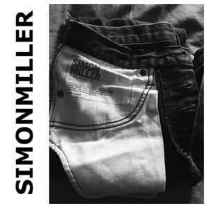 Simon Miller Other - ☮️Men's Simon Miller M001 Straight Jean in size 30