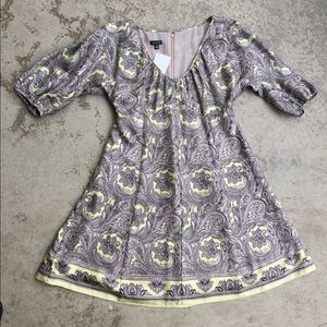 Pretty Paisley Nine West Dress