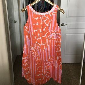Lilly Pulitzer for Target Dresses & Skirts - Lilly for Target giraffey shift dress