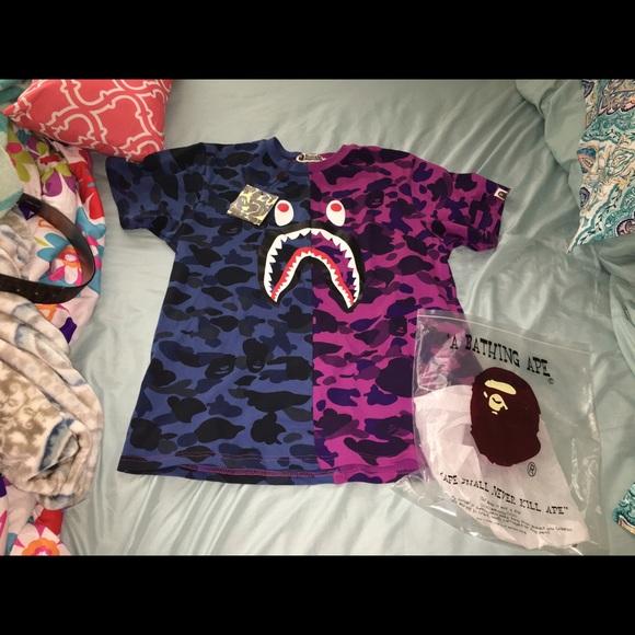 c4458354e08e Authentic BAPE T-Shirt