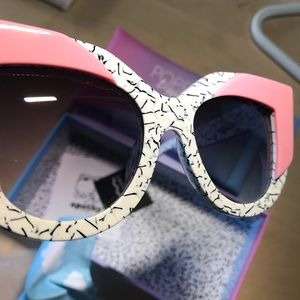 Dollskill Accessories - Lazy Oaf x Poppy Lissiman Pasquier Sunglasses